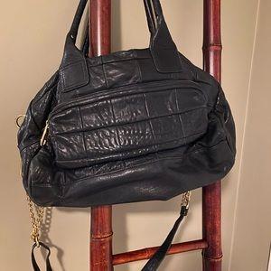 Black Designer Bag - Badgley Mischka